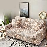 Nclon Funda para sofá 1-pieza Funda de sofá Elástica,Stretch Tela Anti-que patina Protector ...