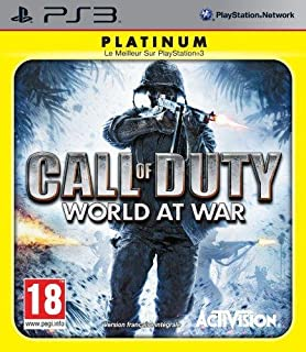 Call of Duty 5 : World at War (B0040JGSIU) | Amazon price tracker / tracking, Amazon price history charts, Amazon price watches, Amazon price drop alerts