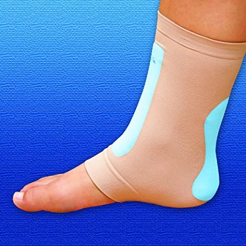 Silipos Boot Bumper   Slip on Protection   Gel Pads for both Ankle & Dorsal part of the foot   Large / X Large