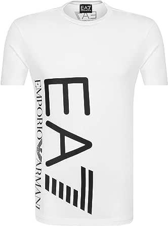 Emporio Armani T-Shirt EA7 Uomo Maglietta 3ZPT36 PJM5Z, Manica Corta, Girocollo