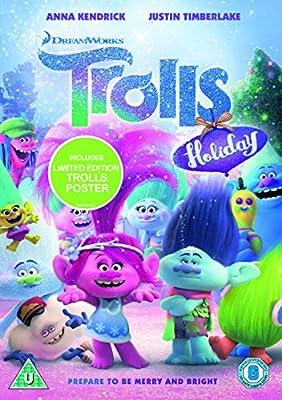 Trolls: Holiday [DVD]