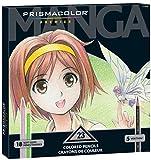 Prismacolor 1774800 Set 23 crayons de couleur Premier manga