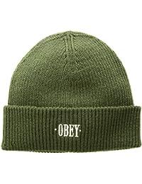 Obey Men's Shady Beanie Winter Hat