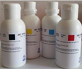 Colorante Alimentare Per Stampante Ink-jet 100g Ambra's