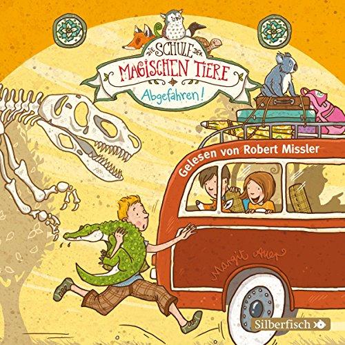 Abgefahren!: 2 CDs (Die Schule der magischen Tiere, Band 4) (3 4 Pack)