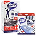 Oven Mate Cleaner Just For Racks Cleaning Gel Kit & Grill Gremlin For Oven Shelves & BBQ Grills