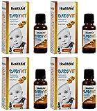 (4 PACK) - HealthAid - Baby Vit Orange | 25ml | 4 PACK BUNDLE