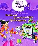 Huckla und die total verrückte Sprachmaschine - Buch mit Musical-CD: Englisch mit Hexe Huckla