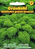 Grünkohl Halbhoher grüner Krauser (Portion)