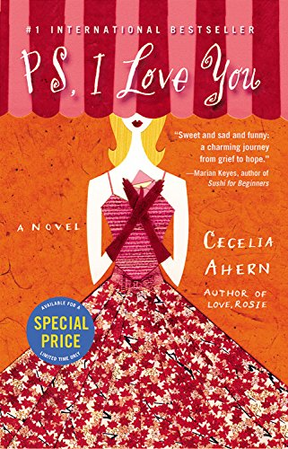 Book cover for PS, I Love You