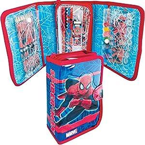 Genérico – Plumier spiderman actividades