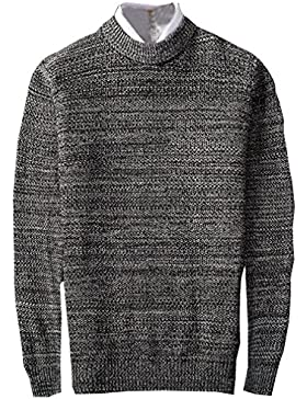 WTUS Suéter de Moda Camiseta para Hombre Gran Tamaño