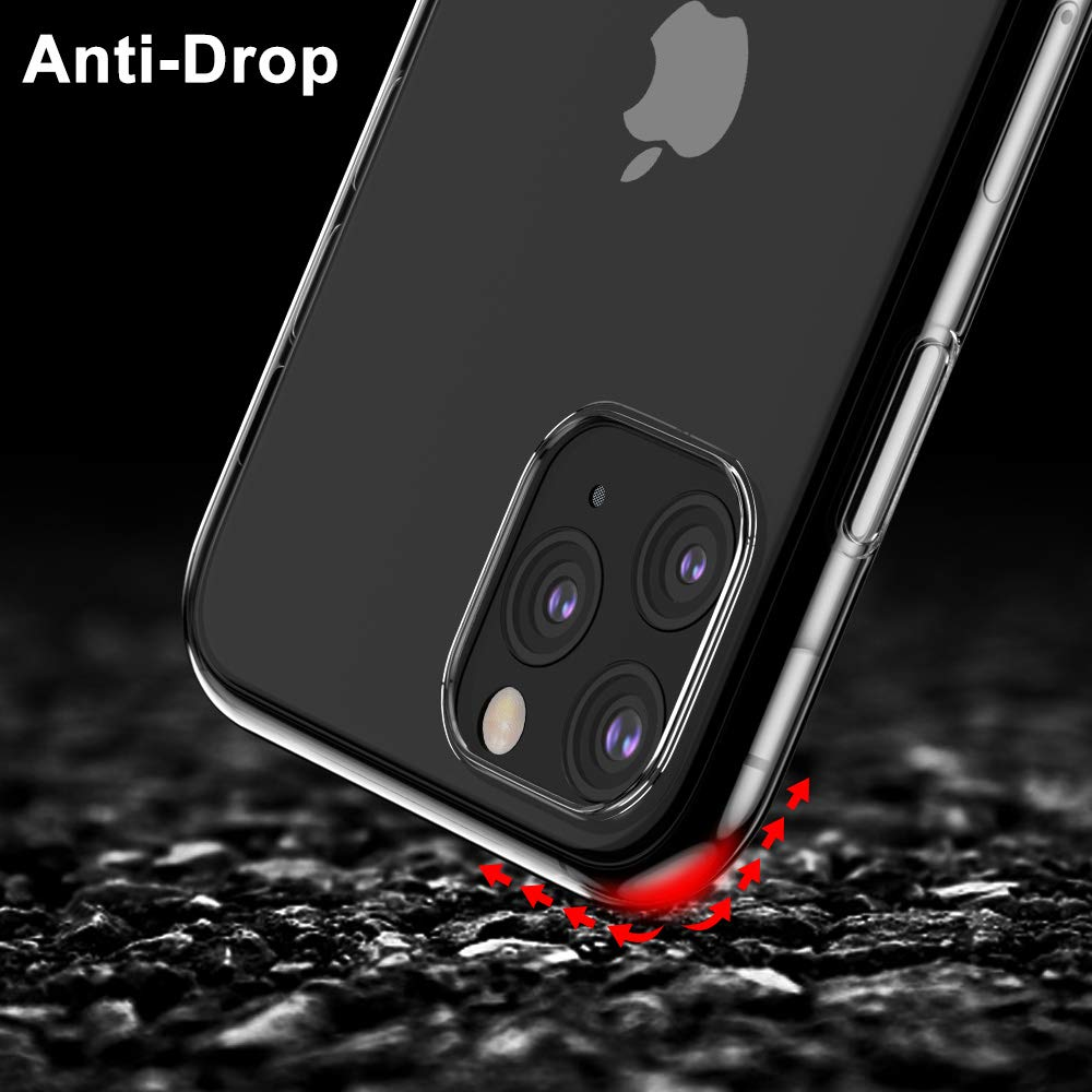Custodia Iphone X Silicone Anti-caduta Morbido Cover Iphone X