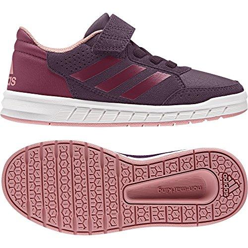 Adidas AltaSport EL K Junior Rot
