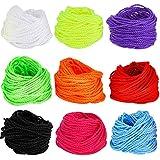 Blulu Cuerda Hilo de Yoyó Multi-color, 90 Piezas