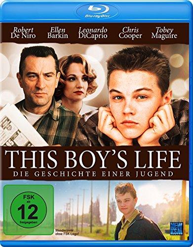 This Boy's Life - Geschichte einer Jugend [Blu-ray]
