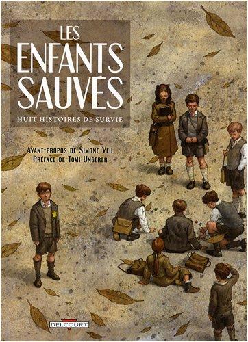 Les Enfants Sauvés par Thirault Philippe