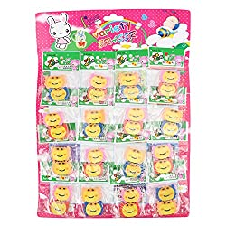 Aarvi Owl Pencil Eraser Birthday Return Gift for Kids (Pack of 32 Pcs)