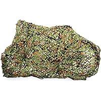XU-XIAZHI,Red Militar del Camuflaje de la Tienda de campaña de la Caza de la Cubierta del Coche del arbolado para Las Actividades Militares(Color:Camuflaje,Size:2 X 2M)