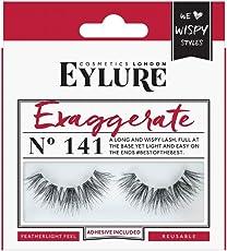 Eylure Exaggerate Lash No. 141, 1er Pack (1 x 2 Stück)