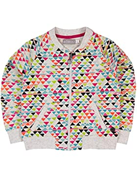 Boboli Mädchen Sweatshirt Fleece Jacket For Girl