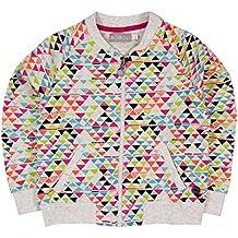 boboli Fleece Jacket For Girl, Sudadera para Niños