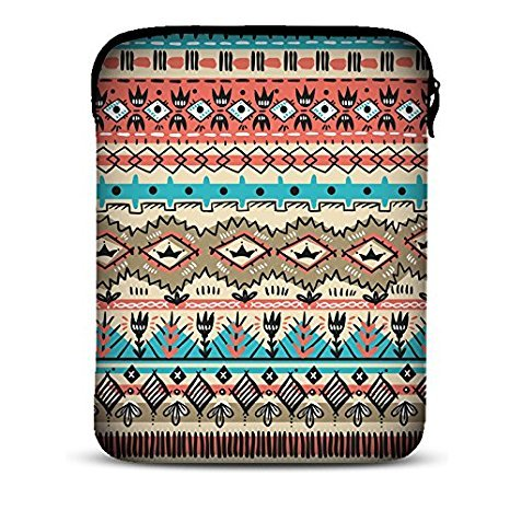 MySleeveDesign Samsung Galaxy Tab 4 3 S Sleeve Hülle für Tablets von 9,7 - 10,5 Zoll - Tasche geeignet für Apple iPad Pro & Air Lenovo A10 Acer Aspire Note 3 Asus Sony uvm. - Ancient Signs [10]