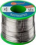 L�tzinn � 0,8 mm 250 g Rolle 51129 Material :L-Sn / Ag 3,5% / Cu 0,7% LZ 0.8 250g fixpoint - lead free