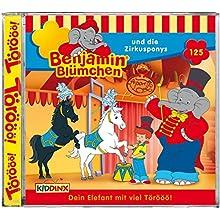 Folge 125: Benjamin und die Zirkusponys