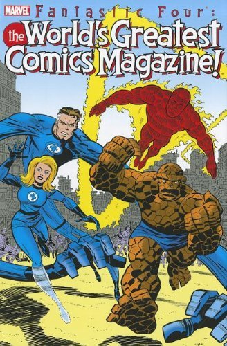 Fantastic Four The World's Greatest Comics Magazine by Erik Larsen (21-Sep-2011) Hardcover