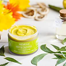Love Organically Neem & Calendula Miracle Body Butter for Allergy Prone, Dry and Eczema Prone Skin