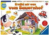Ravensburger 24703 - Erzähl mir was vom Bauernhof