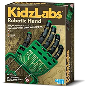 4M Robotic Hand Kit by 4M