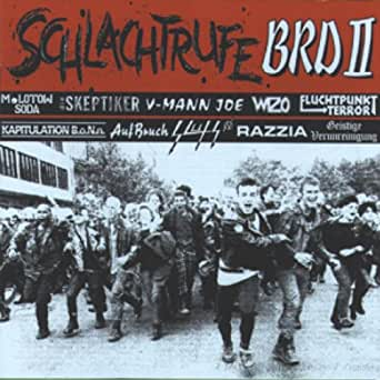 Various - Schlachtrufe BRD VI