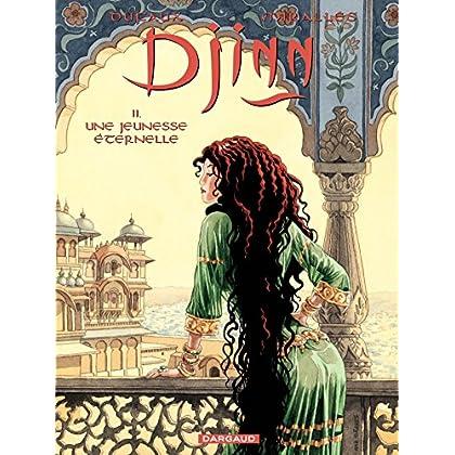 Djinn - tome 11 - Une jeunesse éternelle
