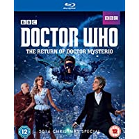 Doctor Who - The Return of Doctor Mysterio BD