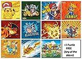 Pokémon Jigsaws & Puzzles