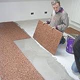 ARTIMESTIERI - Sughero In Pannelli da 1 a 10 cm di spessore - isolamento termico,acustico per tetti cappotti e pavimenti - 3cm - conf. da 5 mq