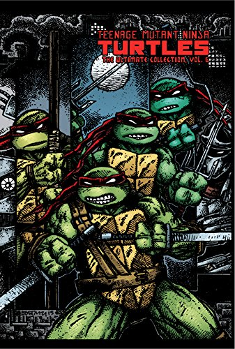 Teenage Mutant Ninja Turtles: The Ultimate B&W Collection ...