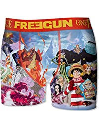 Boxer Freegun Homme One Piece Punk Hazard