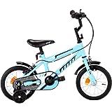 vidaXL Vélo pour Enfants Bicyclette Garde-chaîne Multicolore Multi-Taille