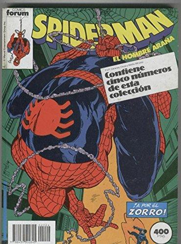 Spiderman volumen 1 retapado 196 al 200