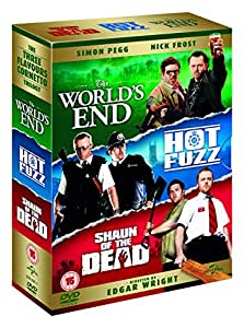 The World's End/Hot Fuzz/Shaun of the Dead [DVD] [2004]