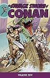 The Savage Sword of Conan Volume 10