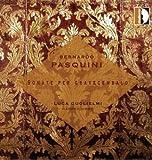 Pasquini : Sonates pour clavecin. Guglielmi.