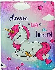 Shopaholic Dream Like Unicorn Trendy File Folder for Kids/Teenagers/Office Purpose