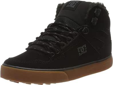 DC Shoes Pure High-Top WC Winter, Scarpe da Ginnastica Uomo