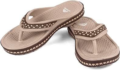 ADDA Women's Brown Flip-Flop