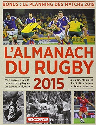 Almanach du Rugby 2015 par Midi Olympique