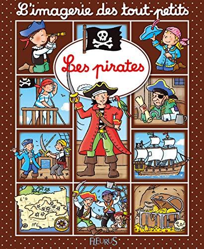 L'imagerie des tout-petits - Les pirates